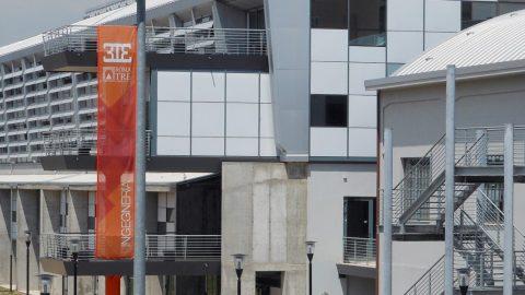 Dipartimento Ingegneria - edifici