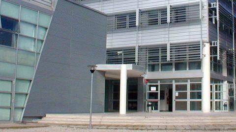 Dipartimento di Lingue, Letterature e culture straniere - spazi esterni