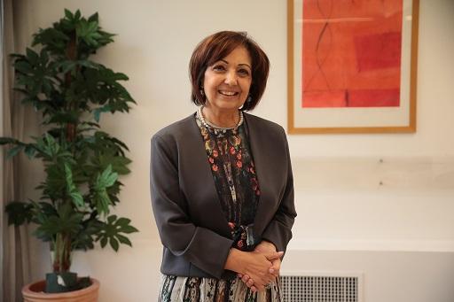 Prorettore Vicario Lucia Chiappetta Cajola