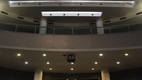 Aula Magna, galleria