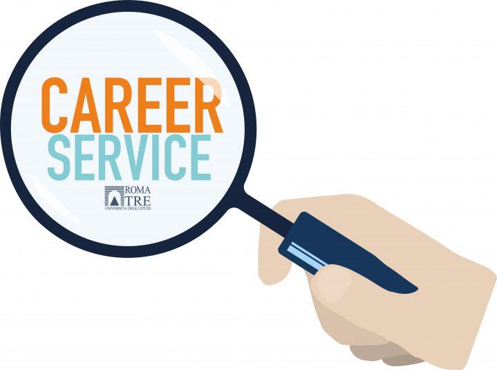 Logo Career Service