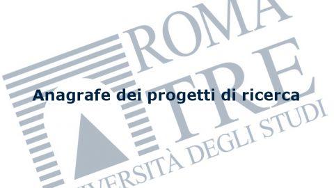 Logo anagrafe progetti